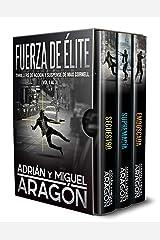 Fuerza de Élite: Thrillers de acción y suspense de Max Cornell (Vol 1 al 3) (Max Cornell thrillers de acción) Versión Kindle