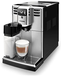 : Philips Saeco Syntia Cappuccino HD 8838