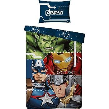 Marvel Character World Disney Avengers Age Of Ultron Parure De Lit