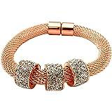 edle Designer Damen Armbänder mit Strass Beads Modell -betterOne- viele Modelle