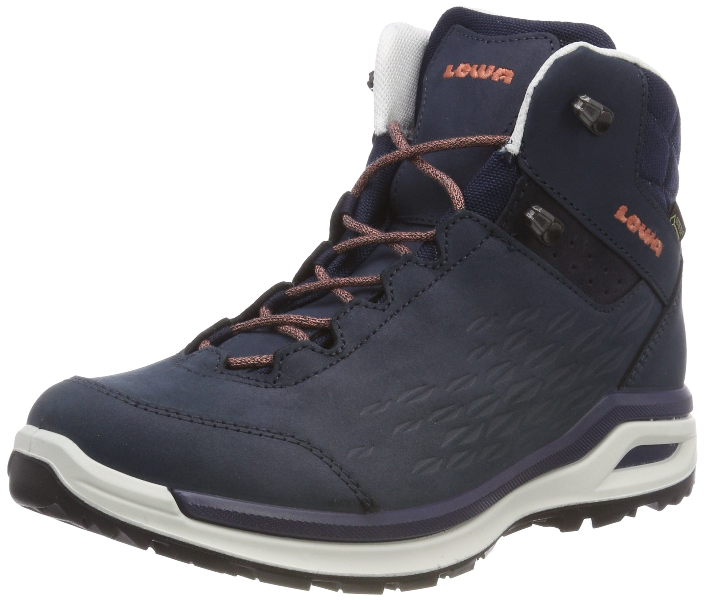 Qc Hiking Boots Rise Gtx Lowa Women's Locarno High Rj35LAq4