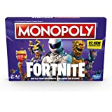 Hasbro Gaming Monopoly: Fortnite Edition Board Game Geïnspireerd door Fortnite Video Game Leeftijd 13 en ouder