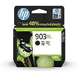 HP 903XL Cartouche d'Encre Noire grande capacité Authentique (T6M15AE) pour HP OfficeJet 6950, HP OfficeJet Pro 6960 / 6970