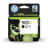 HP 903XL Cartouche d'Encre Noire grande capacité Authentique (T6M15AE) pour HP OfficeJet 6950, HP OfficeJet Pro 6960…