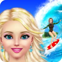 Surfer Girl Makeover: Spa, Makeup and Dress Up - Full