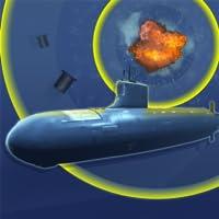 Submarine Hunter Depth Charge