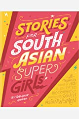 Stories for South Asian Supergirls Hardcover