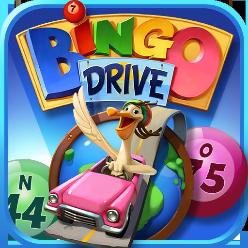 Bingo Drive - Bingospiel und Casino-Brettspiele (Spielautomat Karte-spiel)