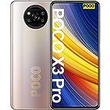 Xiaomi Poco X3 Pro - Smartphone 128GB, 6GB RAM, Dual Sim, Metal Bronze