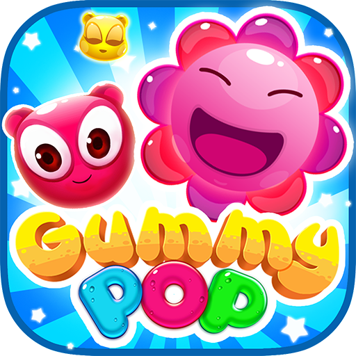 Gummy Pop - Spiele Monster Jam