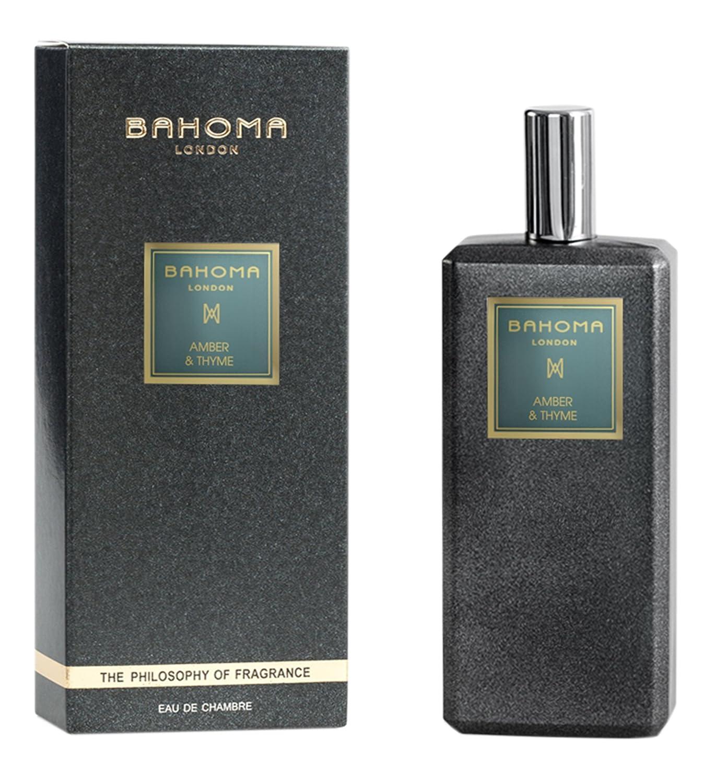 BAHOMA London Scented Room Spray Eau de Chambre 100ml 3 3fl oz