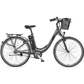 Telefunken E Bike Elektrofahrrad Alu 28 Zoll Mit 7 Gang Shimano