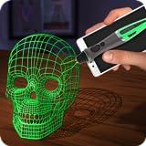 3D Pen Drawing People Simulator