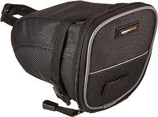 AmazonBasics Cycling Strap-On Wedge Saddle Bag, Large