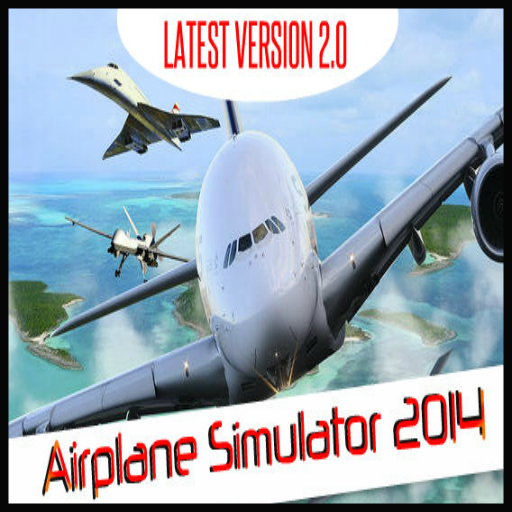 Airplane Simulator 2014