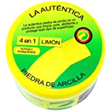 La Autentica Witte kleisteen, ecologisch en biologisch afbreekbaar, 1/2 kg.
