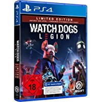 Watch Dogs Legion Limited Edition - exklusiv bei Amazon - [PlayStation 4]