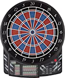 BULL'S Dartforce Elektronik Dartboard / Dartscheibe / Dartautomat, Russ Bray Sound, inkl. 12 Darts