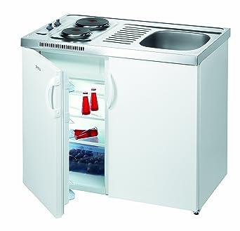 gorenje mk 110 s r 41 mini küchen 100 cm pantry küche weiß