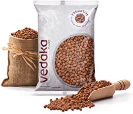 Amazon Brand - Vedaka Premium Black Chana, 1 kg