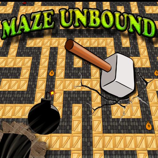 Maze Unbound (Games Sledgehammer)
