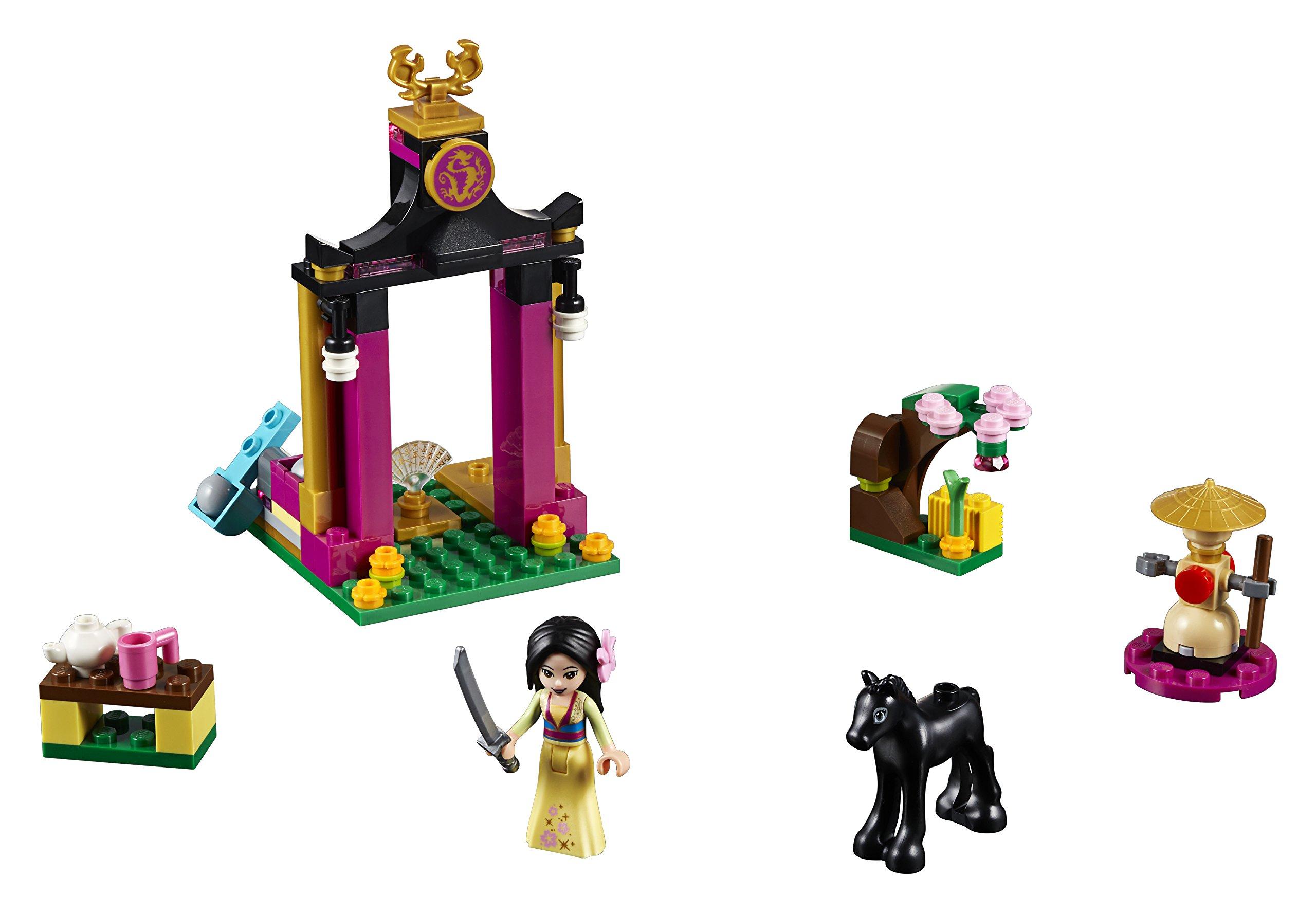 LEGO- Disney Princess Giornata di Addestramento di Mulan, Multicolore, 41151 3 spesavip