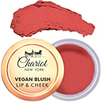 Chariot New York Lip & Cheek Vegan Blush (Coral)