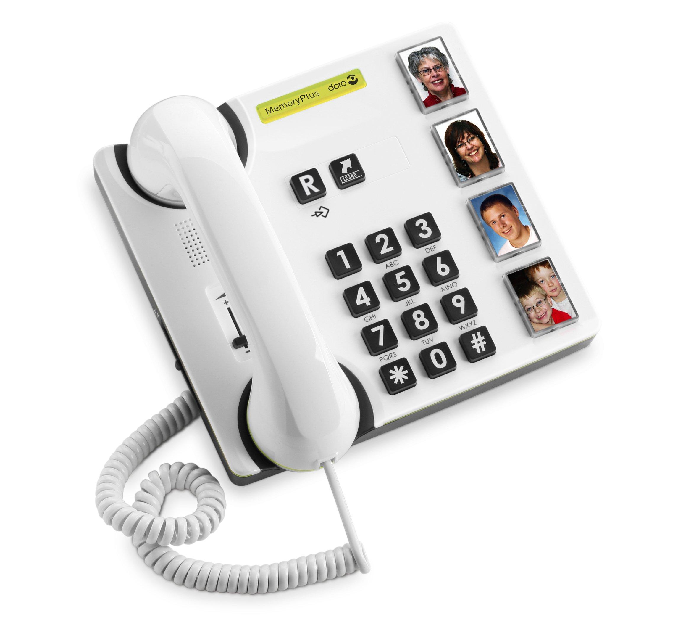 Doro Memoryplus 319I PH Telefoni domestici