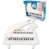 Lexibook-Mon Premier Piano pour Enfants, Touches Lumineuses, Fonction Enregistrement, Ajustement Tempo et Volume, 29cm, Lecte