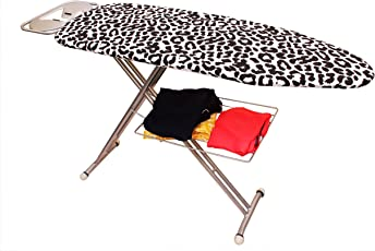 PENG ESSENTIALS Metal Yolo Ironing Board (White)