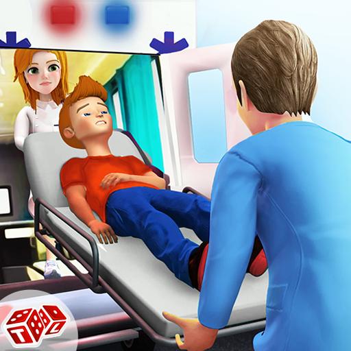 Notfall-Rettungs-Doktorspiele des Kinderkrankenhauses (Gratis Doktor Spiele)