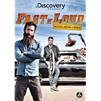 Fast N Loud: Beards, Builds & Beers [DVD] [UK Import]