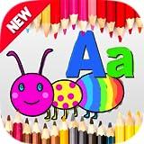 Kids Coloring ABC Animals - Preschool Alphabet Letter A to Z