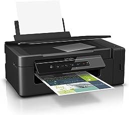 Epson EcoTank ET-2600 Stampante Inkjet Multifunzione, A4, Wi-Fi, Nero