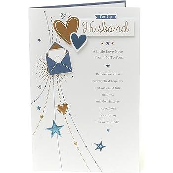 Hallmark Birthday Card For Husband My Hero