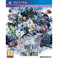 World of Final Fantasy - PlayStation Vita