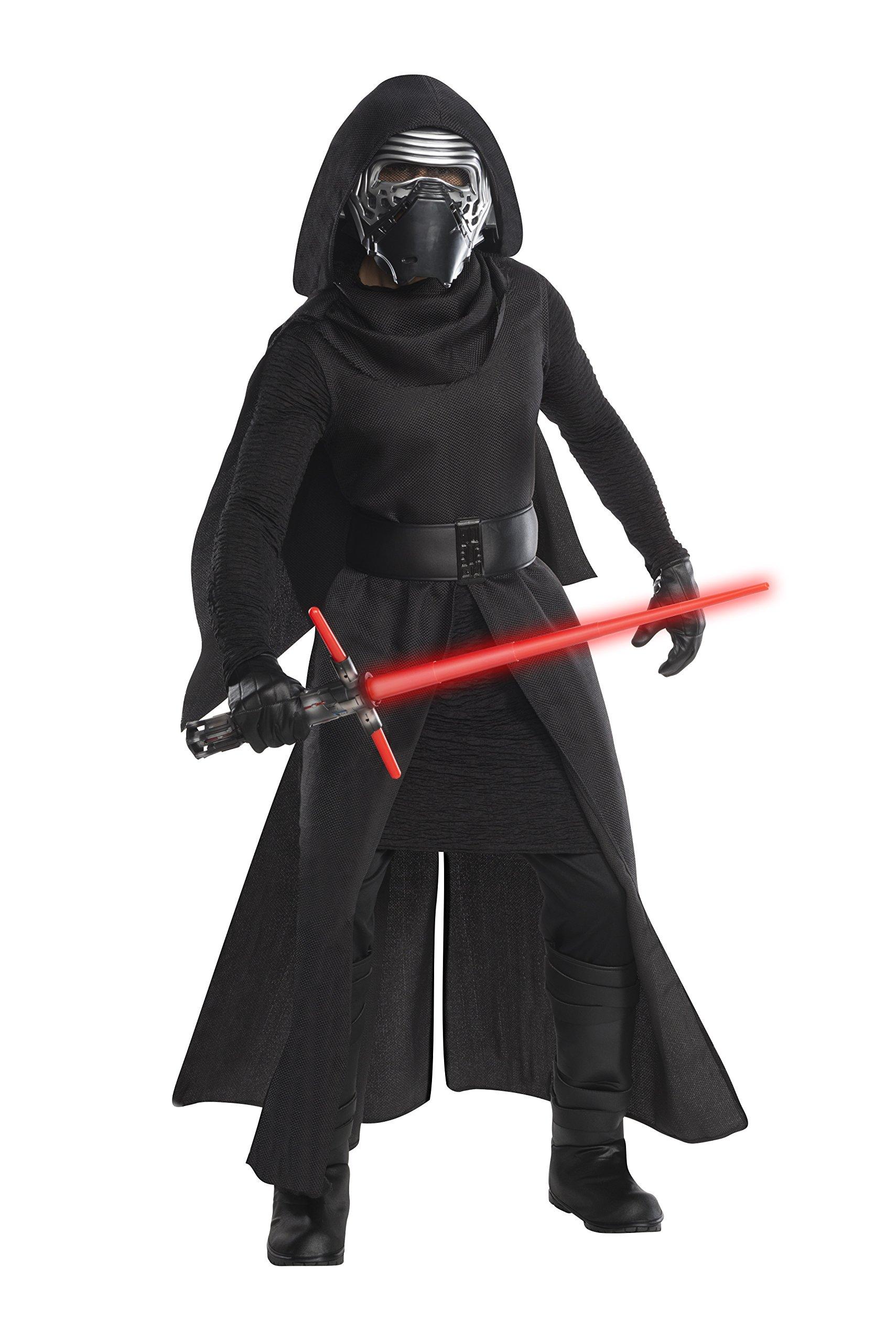 Rubie's Offizielles Star Wars Kylo Ren Kostüm für Herren – Grand Heritage Deluxe – Standard