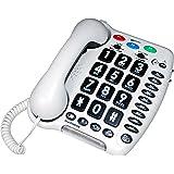 Geemarc CL400 schnurgebundenes Gro/ßtastentelefon