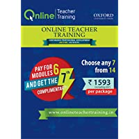 Oxford University Press Online Teacher Training - 6 Paid + 1 Free (Email Delivery in 2 Hours - No CD)