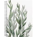 Clairefontaine 115681C - Un Carnet A Spirale motifs Végétal/Nature - A5 14,8x21 cm 148 Pages Lignées papier Blanc 90g - Finit