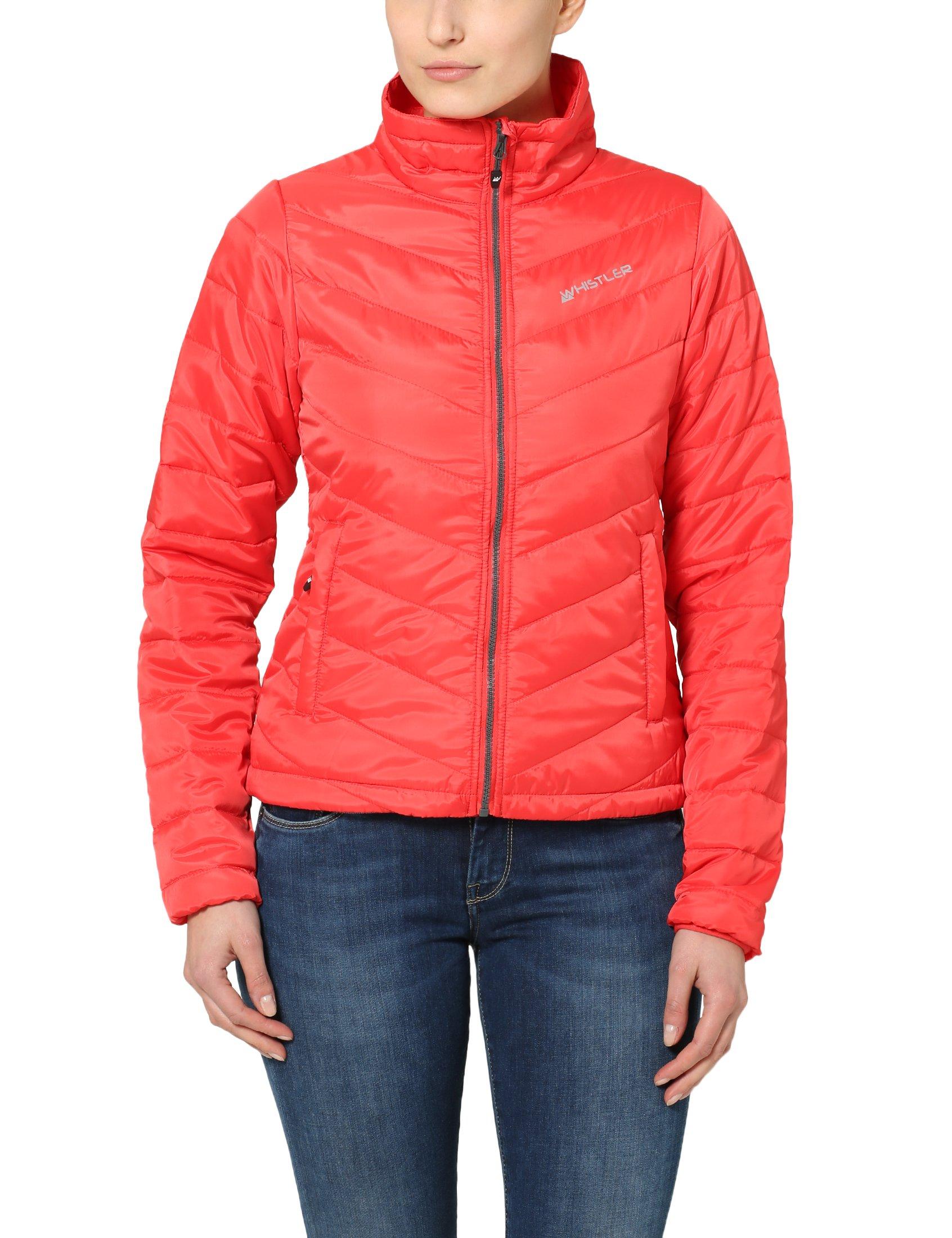 81 OAv3VzBL - Ultrasport Whistler Women's Quilted Jacket Foggia