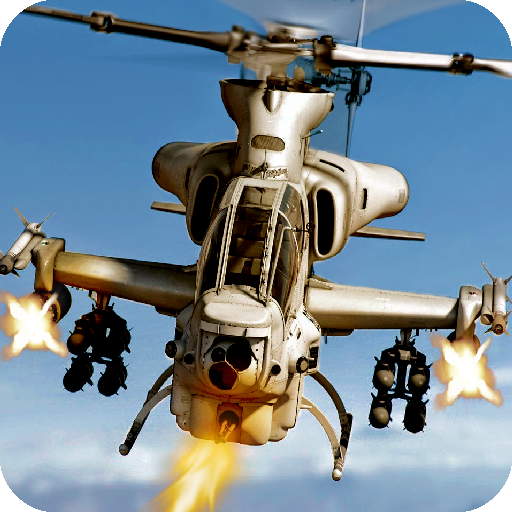 Gunship Heli War Game