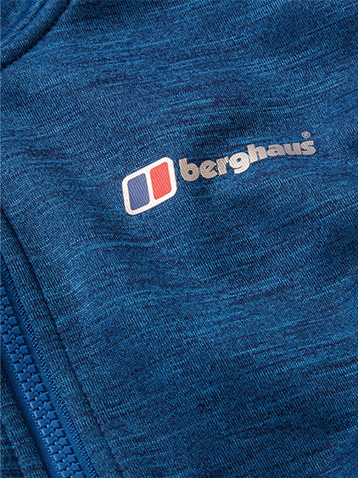 Berghaus Men's Kamloops Hooded Fleece Jacket