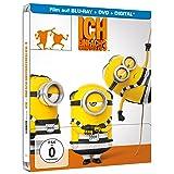 Ich - Einfach Unverbesserlich 3 - Limited Steelbook (2D) (+DVD) [Blu-ray]