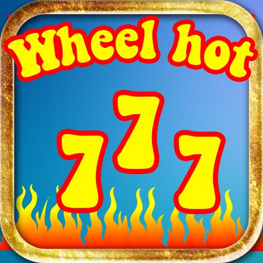 777 Wheel Hot Sizzling Agent Casino Poker Slots Machine