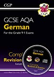 GCSE German AQA Complete Revision & Practice (with CD & Online Edition) - Grade 9-1 Course: ideal revision for mocks and…