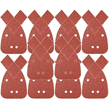 Assorted 15 Piranha X32477 Mouse Abrasive Fingers