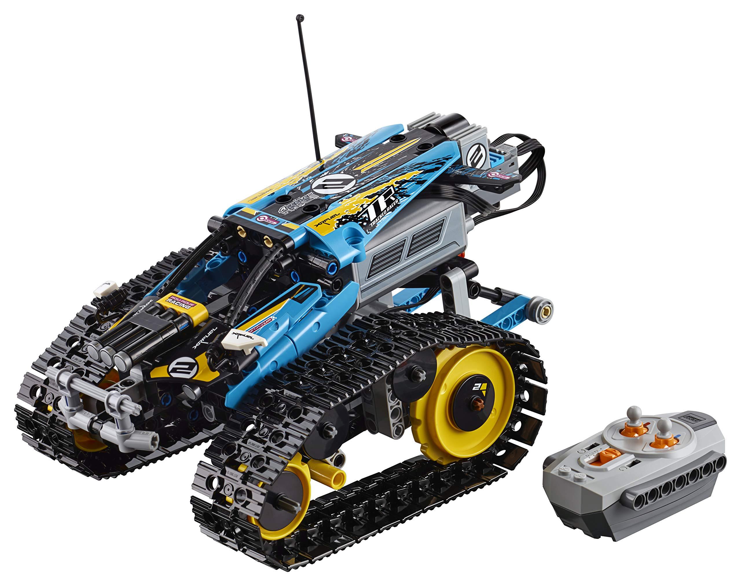 lego technic ferngesteuerter stunt racer ferngesteuertes auto. Black Bedroom Furniture Sets. Home Design Ideas