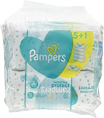 Pampers Sensitive Protect, 6er Pack