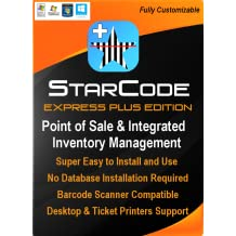 StarCode Express Plus Point of Sale und Inventory Manager Free Version 25.12 [Download]